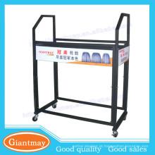 Warehouse assorted stabls metal stand display armazenamento pneus de carro para comprar com rodas