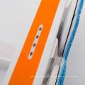 A escova multifuncional do polidor do espanador do carro elétrico com luz conduzida
