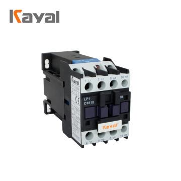 LP1-D types of dc contactor 12v 24v 48v dc coil magnetic dc contactor