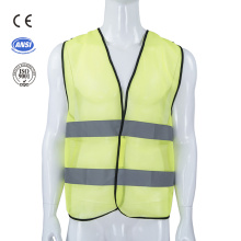 high visibility road traffic reflective safety vests