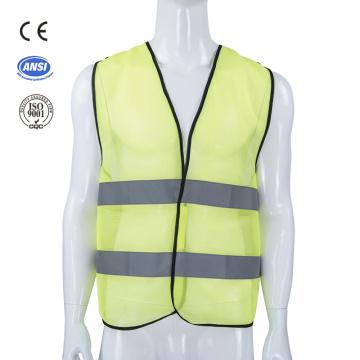 chalecos reflectantes de seguridad vial de alta visibilidad