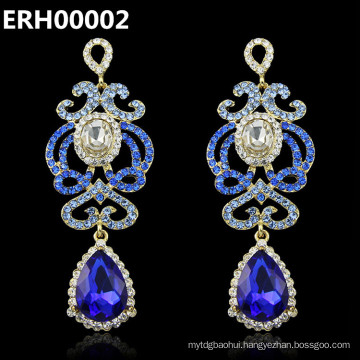 Top Design Crystal Jewelry Fashion 2015 Drop Earring