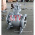 API для 150 фунтов 12 дюймов Литой стали плавающей шаровой клапан с Китай Профессиональная Фабрика
