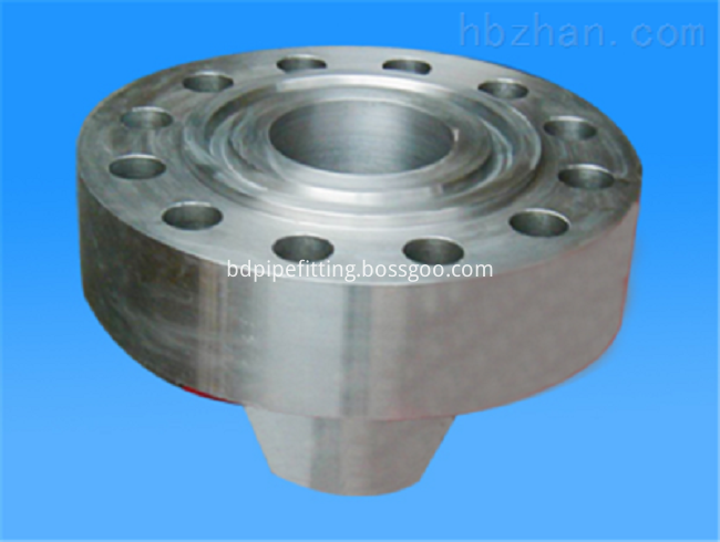 Raised Face Weld Neck Flange Wn Flange