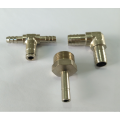 Air-Fluid Brass Hose Barb Elbow Fittings