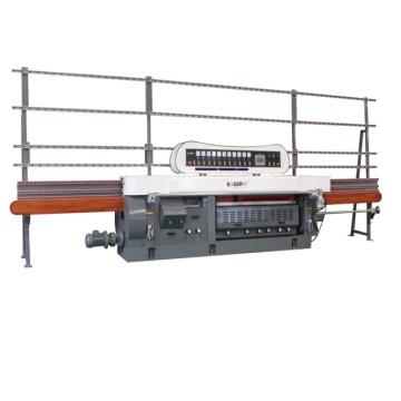 Flat Glass Miter Edge and Airring Polishing Machine