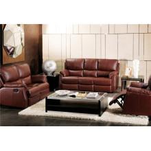 Elektrisches Recliner Sofa USA L & P Mechanismus Sofa Down Sofa (725B #)