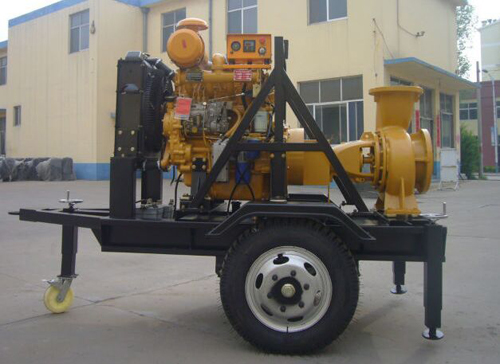 ISO Approved Mining Industry Water Pump