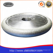 Od200mm Electroplated Diamond Profile Wheel