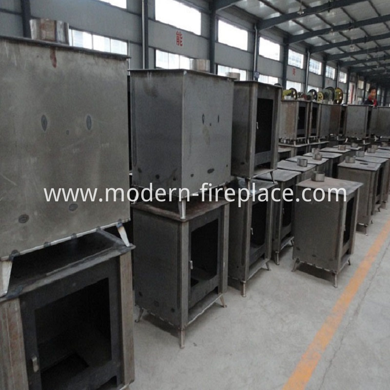 Villager Wood Burning Stoves Production