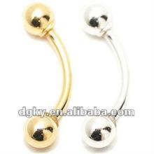 Bijoux en sourcils Bague en or Bague en or Bijoux en sourcils