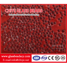 Twinkling Big Glass Beads