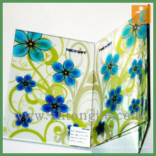 High definition digital UV printing on PVC board glass sheet