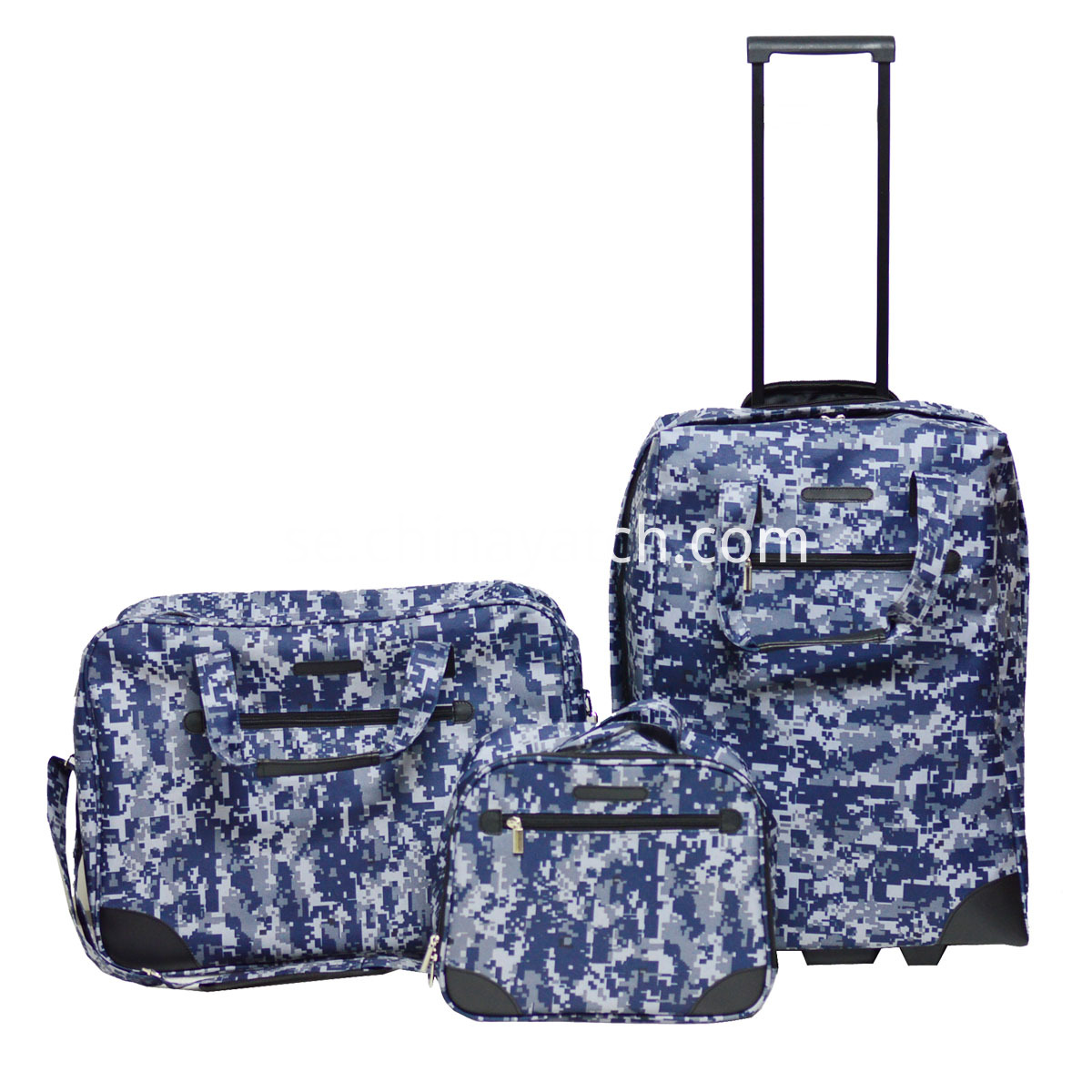 600D Travel Trolley Case