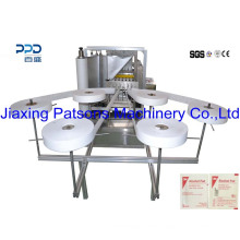 Multi-Function Hi-Speed Fully Auto Alcohol Prep Pad Packaging Machinery