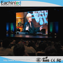 Weniger Leistungsaufnahme P5.68 farbenreiche SMD RGB LED-Bildschirm-Videowand für Glasfenster-Anzeige