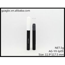 New Arrival Plastic Round Lipstick Tube/Lipsitick Pen AG-YX-lp09, Cup Size 6.7mm, AGPM Cosmetic Packaging , Custom colors/Logo