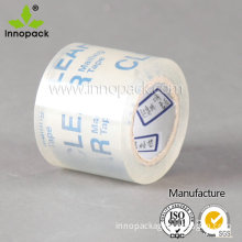 BOPP Packing No Noise Super Clear Tape