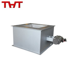 Trade Assurance DN100 - Válvula de corte do amortecedor hidráulico DN3000