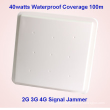 Coverage 100meters Cell Phone Signal Jammer