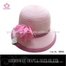 Корейский Fashion Paper декоративный боулер Hat