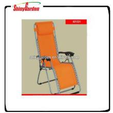 relajarse silla reclinable al aire libre