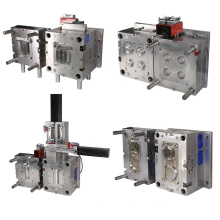 precision injecting pieces shell molding electronic parts mould plastic injection mold component