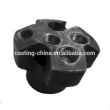 подгонянное высокое качество 5 отверстие бурового инструмента на силикат натрия процесса литья