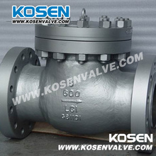 Cast Steel Cryogenic Check Valve LC1
