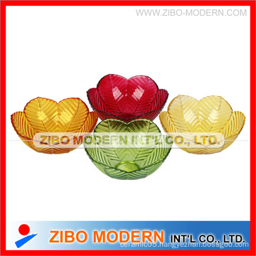 Glass Bowls in Colors