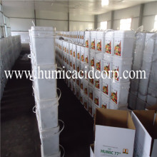 soluble humic acid for aquaculture