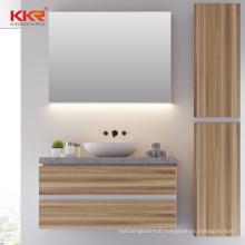 Kkr Solid Wood Wash Basin Set Basin Acrylic Cabinet
