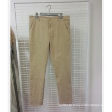 Pantalones de los hombres de la manera del OEM Pantalones de la alta calidad de los hombres