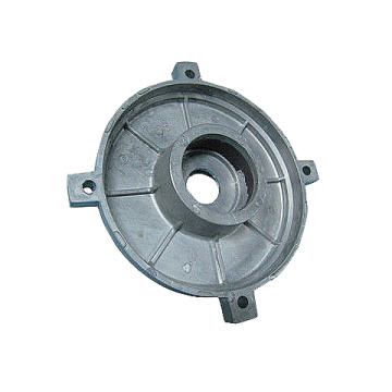 Aluminum die casting air blower machine parts