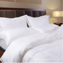 Factory Price Jacquard 4PCS Hotel Bed Linen (WS-2016283)