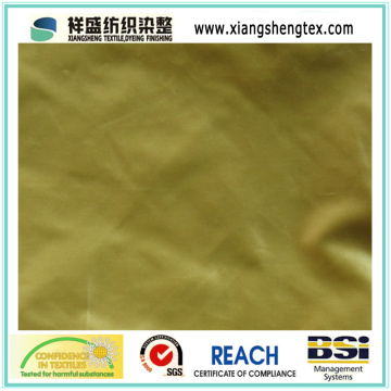 Extramely Soft Polyester Pongee Fabric for Garment