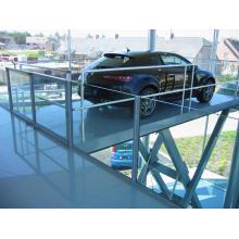 Mesa elevatória para carro tesoura