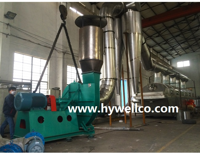 Herbicide Granules Drying Machinery