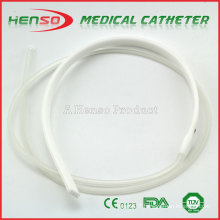 HENSO Silicone Flat Channel Wound Drain