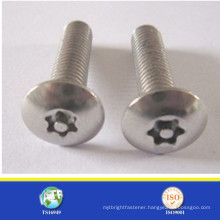 SUS steel tamper proof screw