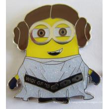 Pin da lapela do metal para Kids ′ Souvenir no personagem Minions (badge-192)