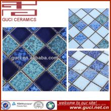 mosaïque en céramique pour carrelage de piscine décoratif et mosaïque