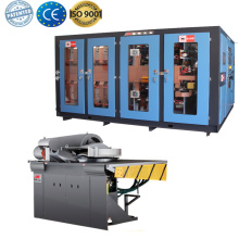 Electromagnetic used melting induction furnace for casting