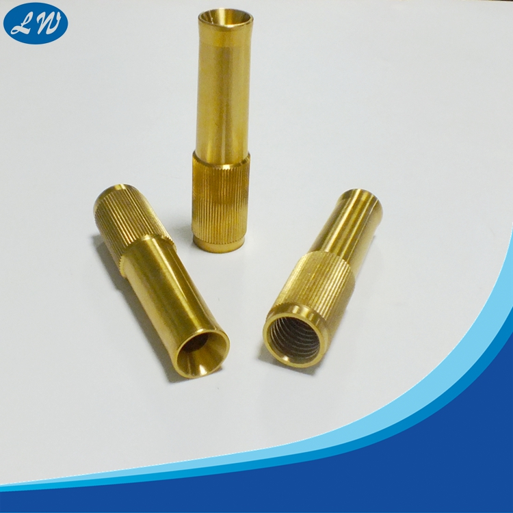 Brass Knurled Parts