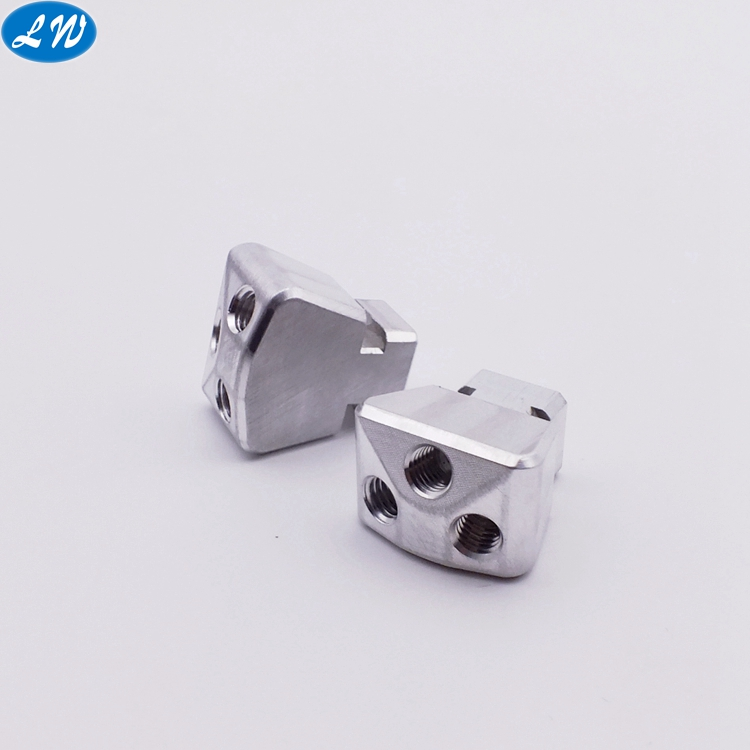 Sharp Milling Machine Parts