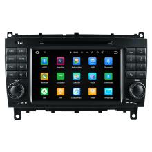 Hla 8812 Android 5.1 7-дюймовый цифровой экран автомобиля DVD-плеер для Ben Z Clk / Cls / C