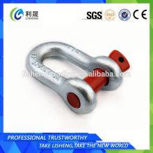 Stahl-Hochtest-LKW-Schäkel