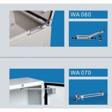 Metall-Türanschlag für Stahlkästen und Schränke