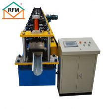 Factory direct sale low price roof gutter machine prices