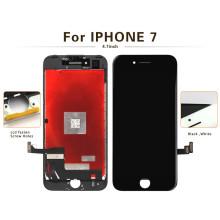 2016 Teléfono celular de la venta caliente LCD para el iPhone 7 4.7inch